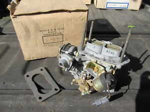 Nos Amc 1977 1978 1979 Holley 2 Barrel Carb 4 Cylinder
