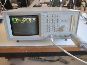 Boonton 4500a Rf Peak Power Analyzer meter 57518 Sensor Tested With Warranty