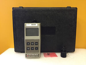 Laser Precision Corp Am 3500 820 To 1550 Nm Optical Power Meter Tested
