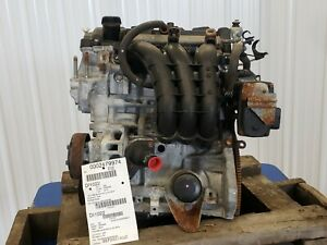 2014 Mitsubishi Mirage 1 2 Engine Motor Assembly 53 812 Miles No Core Charge
