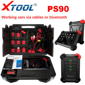 Xtool Ps90 Obd2 Immo Eeprom Pro Grammer Odometer Auto Diagnostic Scanner Tool