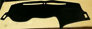 2013 2014 2015 2016 Honda Accord Dash Cover Black Velour