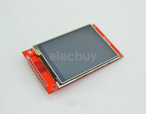 Hot 2 4 Tft Lcd Display Shield Touch Panel 240x320 For Arduino Uno Mega