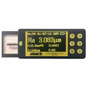 Phase Ii Srg 4500 Surface Roughness Gauge 10