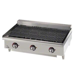 Star 5136cf 36 In Star max Electric Charbroiler