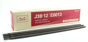 E6013 General Purpose Mild Steel Welding Electrode 12 X 3 32 pack 66lb