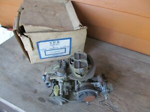 1983 1985 Chevy Pontiac Holley 2 Barrel Carb 4 Cylinder