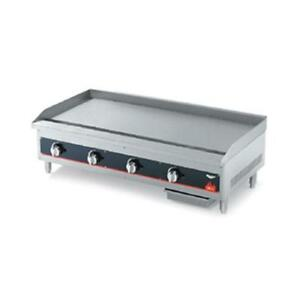 Vollrath 960ggt 60 In Cayenne Heavy Duty Flat Top Gas Griddle