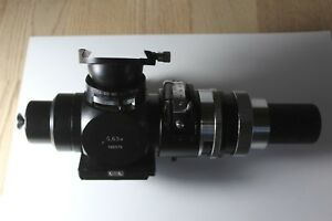 Carl Zeiss Jena Microscope Polmi A Reflected Light Adapter Polarising