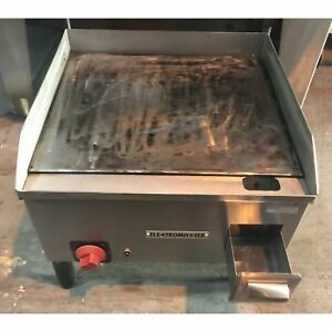 Electromaster Commercial 18 Electric Griddle em gr4e200001w4 1201807 u