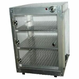 Food Warmer 3 Level Warming Cabinet 18 x18 x25 fw wc3 62416 n