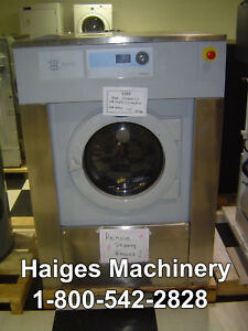 Wascomat Ex660 60 Lb Commercial Washer