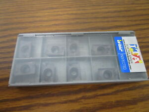 10 New Iscar Carbide Inserts Adkt 1505pdr hm Ic928