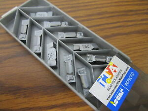 10 New Iscar Carbide Inserts Hfpl 6004 Ic354
