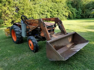 Kubota Tractor L295dt 4wd