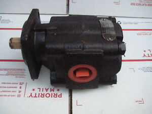 Priority Mail New nos Parker Pgp030 312 9116 113 Hydraulic Gear Pto Pump