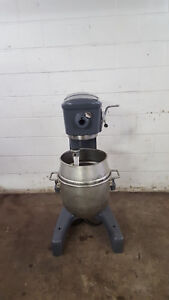 Hobart D 300 Dough Mixer 30 Qt Paddle Bowl Tested 115v
