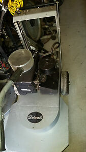Schwab s Propane Floor Scrubber With Kohler Magnum 18 Engine