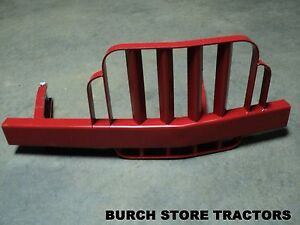 New Original Style Farmall Bumper W Mounting Bolts 140 130 Super A 100 A
