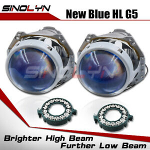 Bi xenon G5 D2s D4s D1s D3s Retrofit 3 0 Projector Blue Lens For Auto Headlight