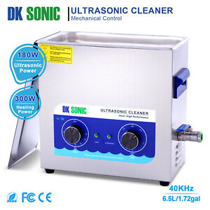 Dekang 6 5l Mechanical Timing Ultrasonic Cleaner Cleaning Watch Glass Jewelry