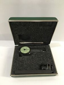 Federal Testmaster T 1 Dial Test Indicator 001 Machinist Tool W Box