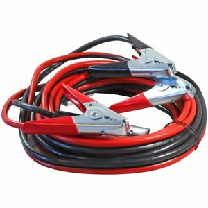 20 Foot 4 Gauge Twin Booster Cables With 600a Parrot Clamps 404202