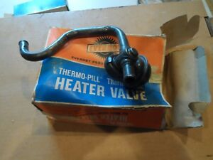 Everhot 68 70 Chevy Truck Heater Control Valve Hot Rod Thermostatic H 1970 Sk