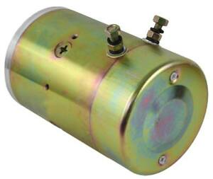 Electric Motor Fits Buyers Curtis Snow Plow 70392800 W 9787 1185ac Amt0090