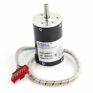 Dc 12v 0 73a 5000rpm 300g cm High Torque Brushless Speed Control Motor