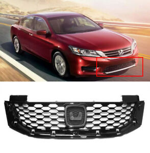 Front Grille Assembly Ho1200217v For 2013 2015 Honda Accord Coupe