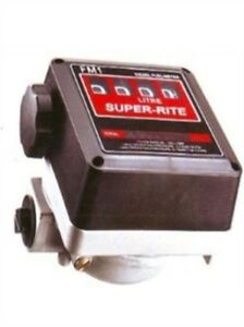 Flow Meter Size 25mm For Fuel Oil Mechanical Type