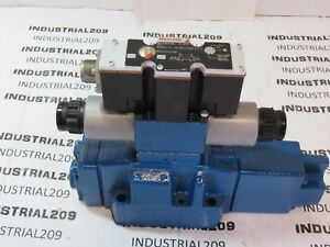 Bosch Rexroth R900926984 Hydraulic Proportional Pressure Control Valve New