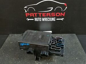 2005 Ford Expedition 5 4 Engine Motor Under Dash Fuse Relay Box Id 5l1t14a067ac