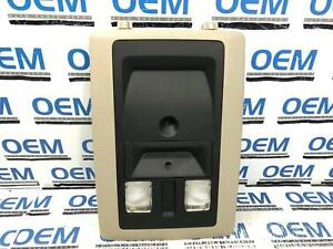 09 10 11 12 13 14 15 16 17 Dodge Ram Roof Overhead Dome Map Light Console Oem