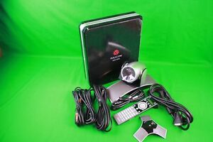 Polycom Hdx6000 Hd Video Conferencing Kit With Mptz 9 Camera