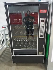 Automatic Products Ap 7600 Glass Front Vending Machine snacks chips gum candy