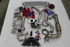 Honda Civic D15 D16 D16y7 D16y8 T3 T4 Turbo Kit Integra 350hp 1996 2000