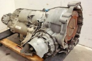 06 08 Audi A4 B7 2 0 Quattro 6 Speed 6hp 1 Zf Automatic Transmission 09l300040b