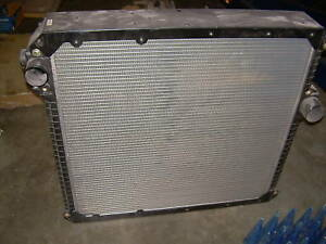 Case Wheel Loader Radiator New 921b 921