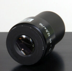S pl 12 5x 16 Photo Eyepiece Zeiss 44 40 49 444049 Microscope Telescope 30mm