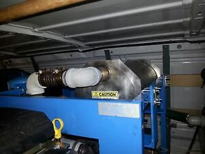 Heat Exchanger Header Combo Truck Mount Carpet Cleaning Machine Fit Chemtex Etc