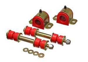 Suspension Stabilizer Bar Bushing Kit dlx Rwd Front Energy 8 5123r
