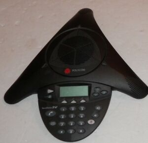 Polycom Soundstation 2w Dect 6 0 Wireless Conference Phone 2201 67880 160 Tested