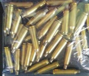 Baggie of 22-250 brassgreat for reloading or craft ideas