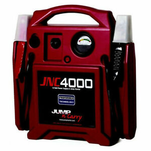 Pack Charger Power Heavy Duty Truck Jump Starter Box Portable Battery Booster