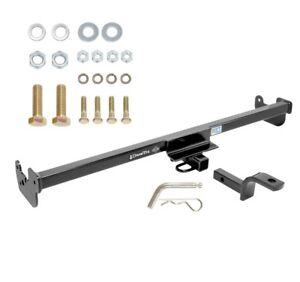Trailer Tow Hitch For 07 14 Toyota Yaris Liftback 1 1 4 Receiver W draw Bar Kit