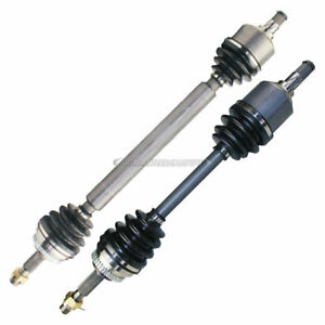 For Nissan Nx Sentra 200sx Pair Front Cv Axle Shaft