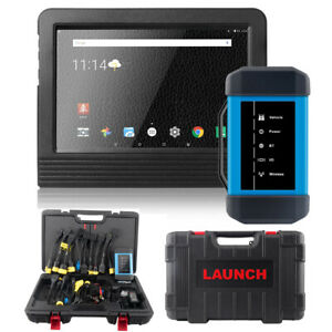 Launch X431 Hd Heavy Duty Module tablet 24v Diesel Truck Diagnostic Scanner Tool