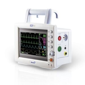 Bionet Bm3 Multi parameter Vital Signs Monitor